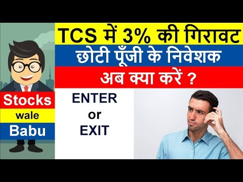 tcs-share-down-3%.-what-retail-investor-should-do,-enter-or-exit?-technical-analysis-&-price-set-up