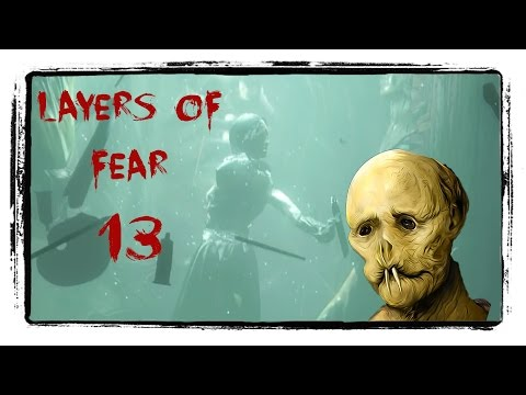 Layers of Fear #13 A cold bath with side effects [Full Version] - Let's Play [Facecam] [ENGLISH] |