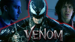 Investigative journalism (inspired by Venom) | Jay & Arya