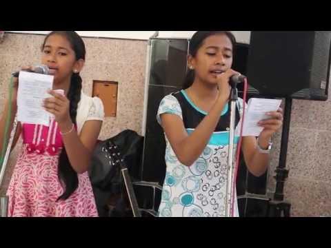 En swasa kaatrae christian song Tamil -Merlin Anthony & Mervin Anthony