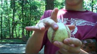 Pitching: How to Throw a Cutter