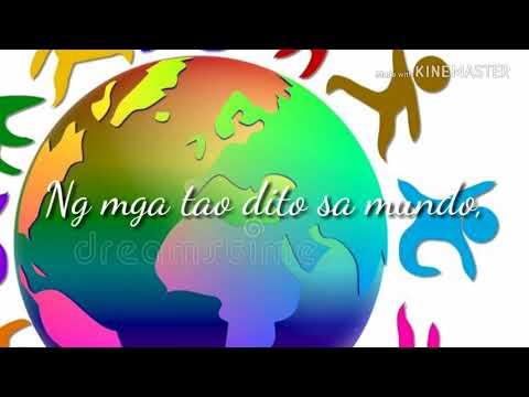 Karapatang Pantao Song Lyrics