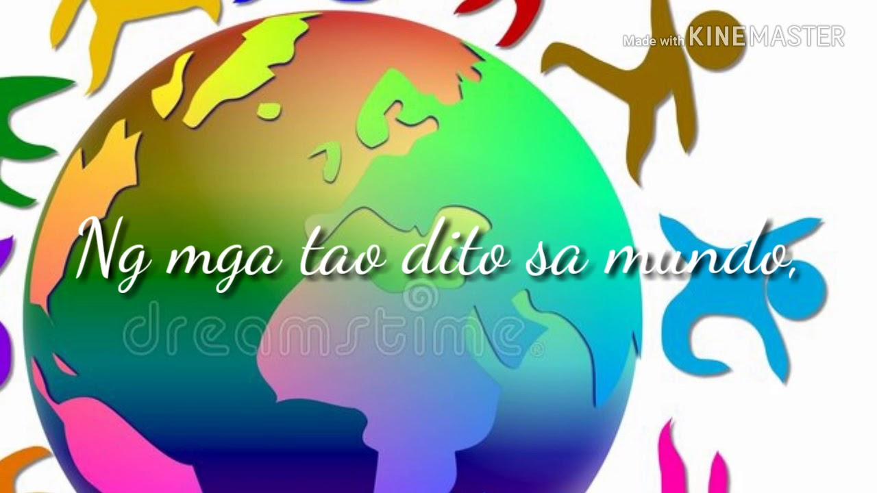 Karapatan ng Bawat Mamamayan | Lyrics Video | (ESP 9) Module 6 by Kim Dahyun