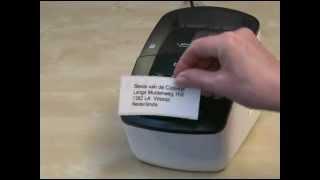 Professionele labelprinter QL-700