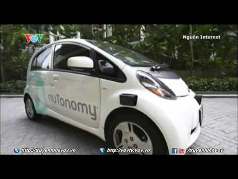 Singapore: Taxi tự lái đầu tiên
