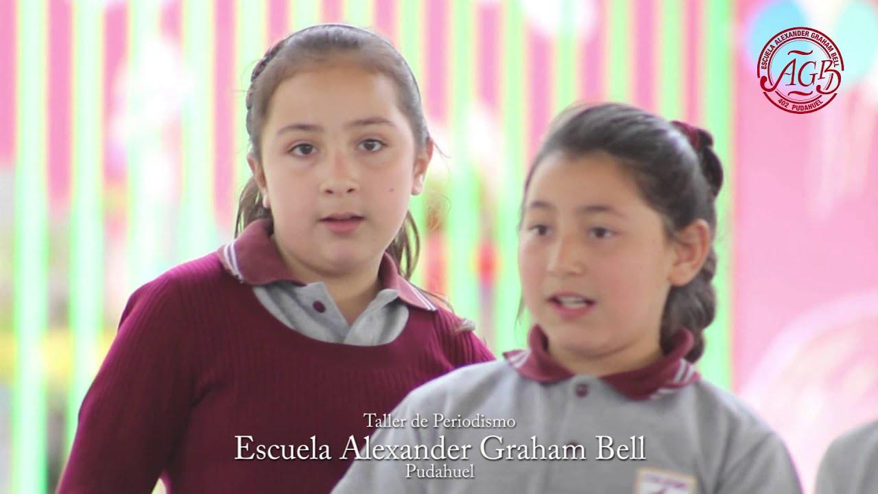 ESCUELA ALEXANDER GRAHAM BELL - YouTube