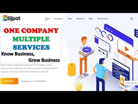 Our Services & Your Business. Grand Launch Of New Dropship For Products & Services - Sunil Patel thumbnail