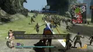 Let's Play Dynasty Warriors 8 Xtreme Legends [German] Part 40: Wei - Rettung in letzter Sekunde!