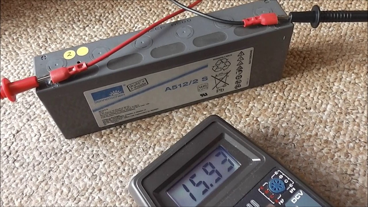 Saving My 12v Batteries With A Dc Boost Buck Converter Youtube Fab1248 48volts Short Circuit Testing Build