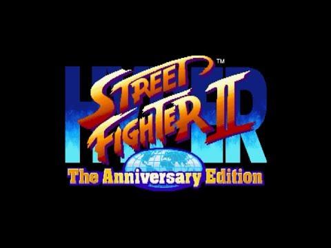 惨戯60分 - HYPER STREET FIGHTER II / ハイパーストリートファイターII