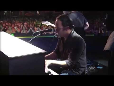 Dave Matthews Band - Mercy - Jimmy Kimmel Live - 2012