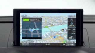 Audi A3 - MMI Navigation plus