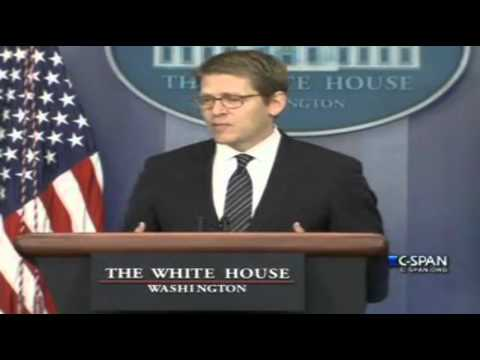 Obama Press Secretary Repeatedly Dodges Questions ...