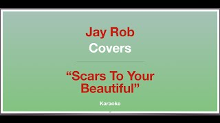 Scars to your beautiful - Alessia Cara - Karaoke