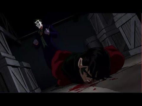 batman under the red hood joker beats robin ile ilgili görsel sonucu