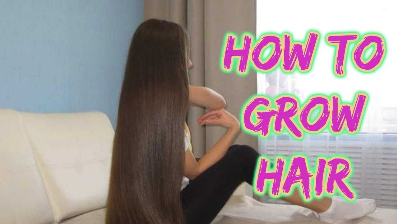How To Grow Your Hair Faster And Longer In A Week  Grow -8100