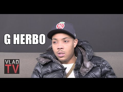 G Herbo Addresses Safaree Showing Him a Gun in the Studio with Nicki Minaj
