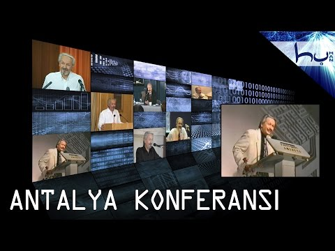 Antalya Konferansı - Ahmed Hulusi