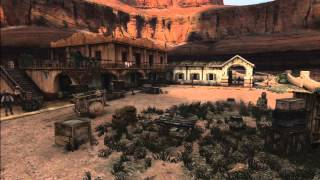 Ambient Red Dead Redemption - Casa Madrugada 1