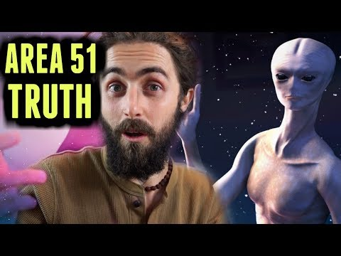 The Truth About Area 51 & Aliens