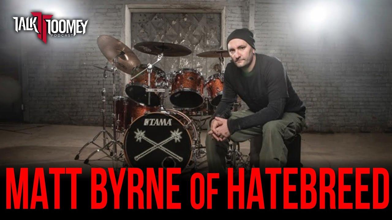 Ep  270 Matt Byrne  Hatebreed
