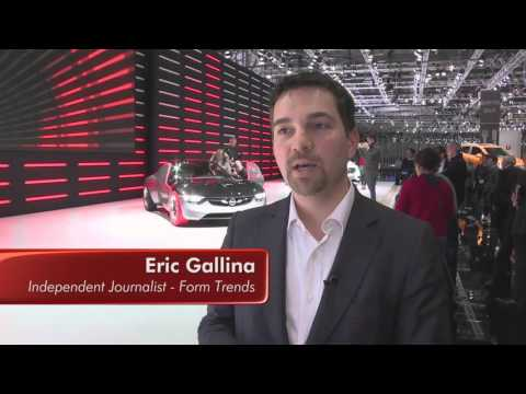 Geneva International Auto Show 2016 Daily Journal - 05.03.2016 | AutoMotoTV