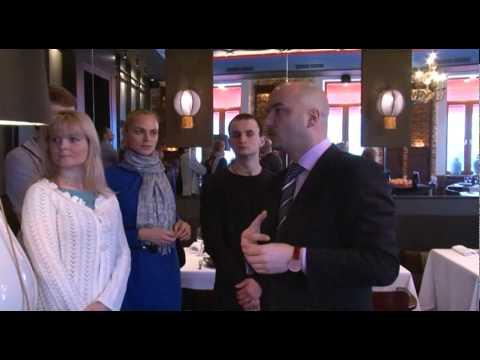 Ресторан Mr Lee (новый проект Аркадия Новикова) - для RMA