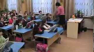 Урок: технология, 2 класс