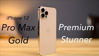 iPhone 12 Pro Max Gold - Unboxing and Revisiting the Year's Best!
