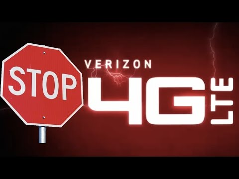 Verizon Wireless New Unlimited Plans to Slow Down Users?