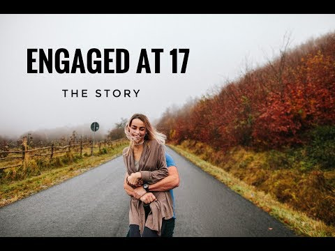 ENGAGED AT 17: the story