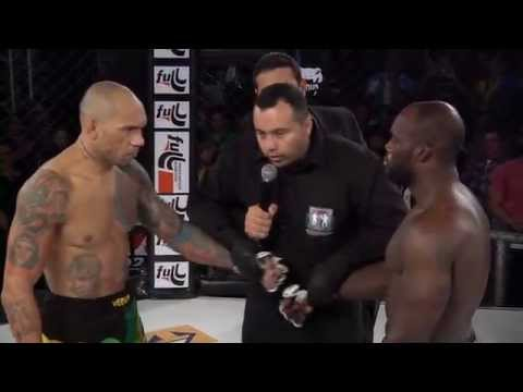 GSF Manhoef vs Cyborg 2