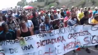 Costa Rica y México dicen basta al flujo de migrantes cubanos por sus territorios