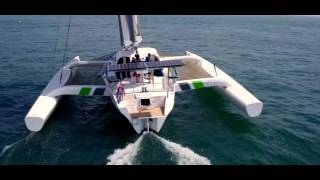 RAPIDO 60 TRIMARAN, WORLDS FASTEST CRUISING MULTIHULL