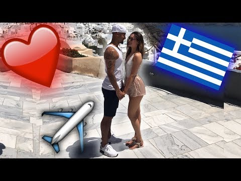 OUR FIRST TIME IN GREECE | TRAVEL VLOG | Shauna Louise