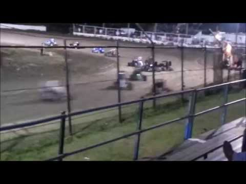NOW600 Micro Clips - Creek County Speedway 7/18/14