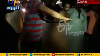 10th class girl student raped by teacher | Relatives attack | Eluru