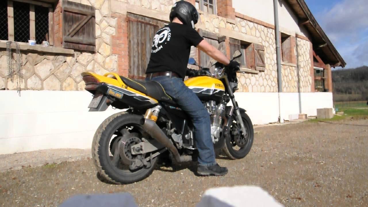 Yamaha XJR 1300 SP - YouTube