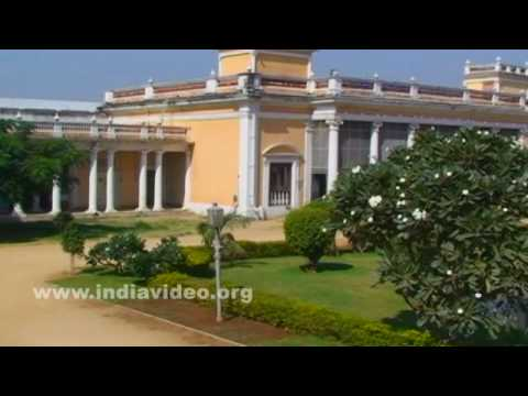 Chowmahalla Palace at Hyderabad