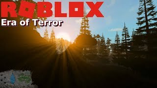 ROBLOX ERA OF TERROR | All New Dino's Showcase + IT'S BACK!!!