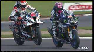 British Superbikes (BSB) 2021 Round 10 Donington Park Highlights