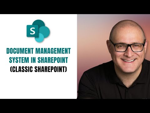 How to implement Document Management System in SharePoint
