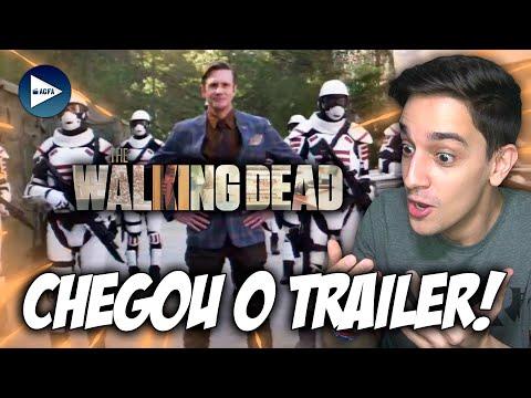 Download REAGI AO TRAILER DA ÚLTIMA TEMPORADA DE THE WALKING DEAD! - SEASON 11 REACT