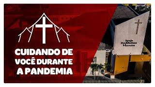 IPB Maanaim de Londrina cuidando de você durante a Pandemia do Covid 19!