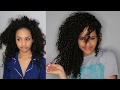 Max Volume & Definition Curly Hair Routine *Air Dry*