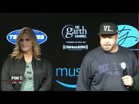 Garth Brooks performs first concert at Mercedes-Benz Stadium