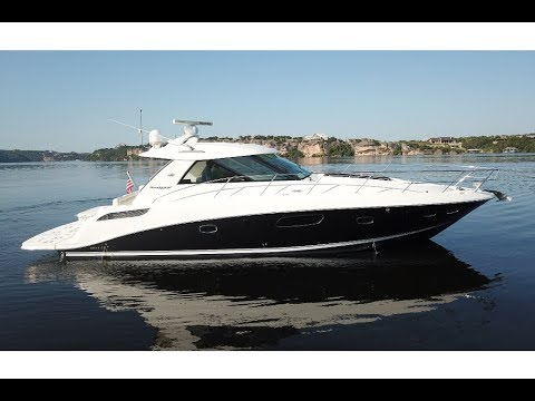 2010 Sea Ray 450 Sundancer at MarineMax Dallas Yacht Center