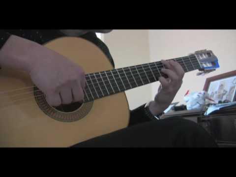 Wild Mountain Thyme - Fingerstyle Guitar Tab