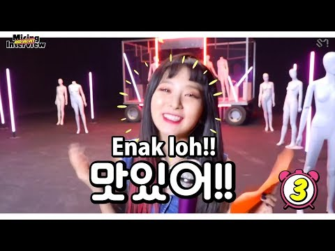 [Red Velvet] Micing Interview (Subtitle Indonesia)