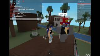 Goz's Town! Too Many bodies too count! Creepy refrences ?! Roblox myths with the whole server! Ep 5